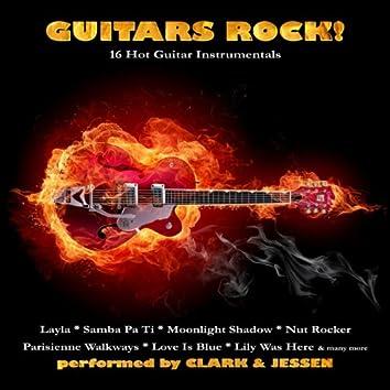 Guitars Rock! - 16 Hot Guitar Instrumentals