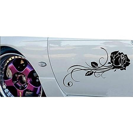 fleurs vigne Mural wc-couvercle autocollants murale sticker