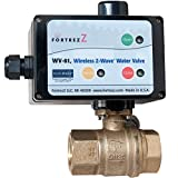 Wireless Z-Wave Water Valve 1 inch; Cert ID: ZC08-13040028