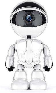KuWFi Cloud Home Security IP Camera Robot Intelligent Auto Tracking Camera Wireless WiFi Baby Video Monitor Surveillance C...