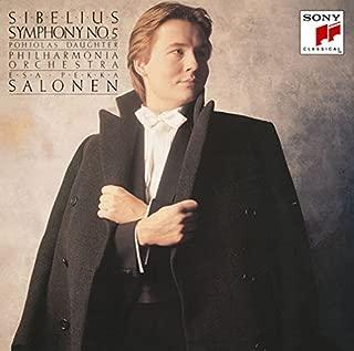 Esa-Pekka Salonen - Sibelius: Symphony No. 5 & Finlandia [Japan CD] SICC-1757 by Esa-Pekka Salonen
