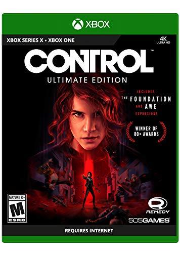 CONTROL ULTIMATE EDITION (輸入版:北米) - XboxOne