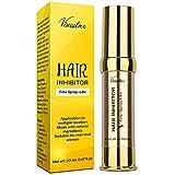 Hair Inhibitor, Painless Hair Growth Stop Spray, Hair Removal Spray, Non-Irritating Hair Removal Inhibitor, for Face, Underarm, Arm, Leg, Bikini, with Pleasant Scent, 20ML