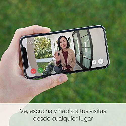 Ring Video Doorbell | Vídeo HD 1080p,...