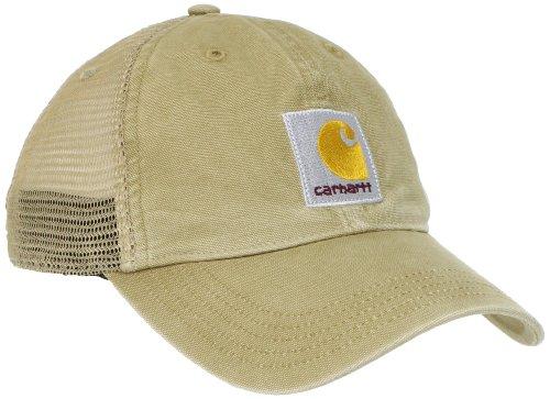 Carhartt .100286.253.s000, GorraBuffalo, Ofa, Color Oscuro Caqui.