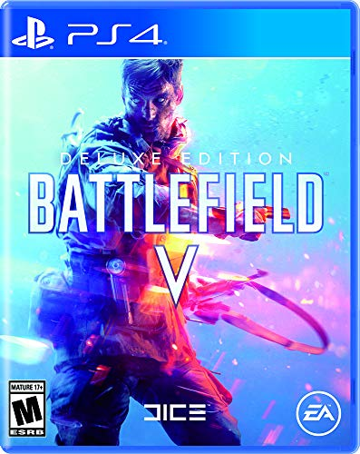 BATTLEFIELD V - DELUXE EDITION - BATTLEFIELD V - DELUXE EDITION (1 GAMES)
