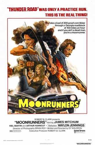 MoonrUnners Poster 01 Photo A4 10x8 Poster Print