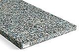 Copopren: 8 planchas de aislamiento acústico de paredes y techo. 1190 x 595 x 40 mm.