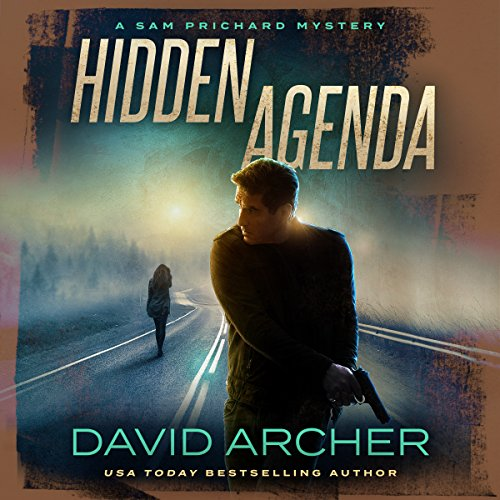 Hidden Agenda audiobook cover art