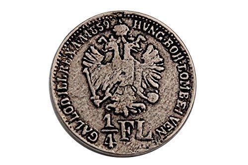 Botones de metal vástago plata águila disfraz de aspecto tradicional, plata antigua, 16?mm, 18?mm, 23?mm 26?mm, fabricado en Alemania (Pack de 6), Plateado, 26 mm