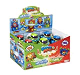 SuperZings - 6 Kazoom Machine Display (PSZSD166IN10), inkl. 12 exklusiven Figuren