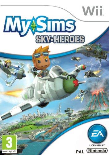 My Sims - Skyheroes (Wii) [Edizione: Regno Unito]