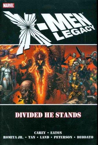 X-Men Legacy Vol. 1: Divided He Stands (v. 1)