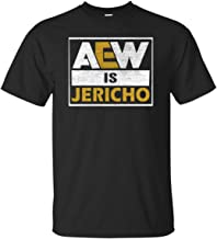 aew is jericho
