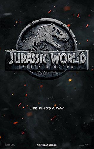 JURASSIC WORLD FALLEN KINGDOM MOVIE POSTER 2 Sided ORIGINAL Advance INTL 27x40