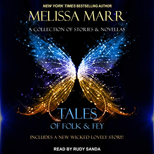 Tales of Folk & Fey audiobook cover art