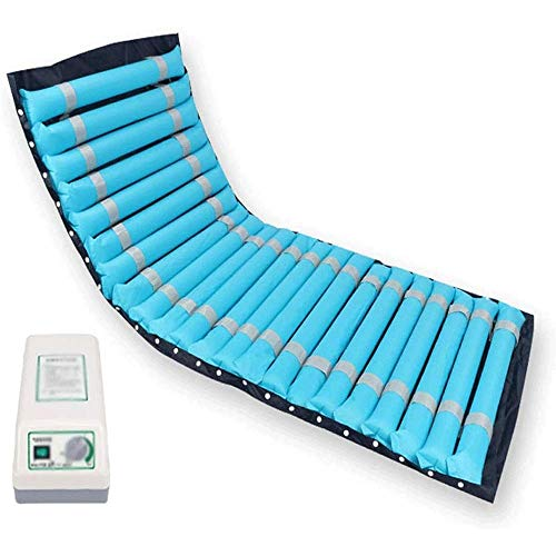 Möbeldekoration Expansionskontrollmatratze mit Pumpe Anti-Dekubitus-Matratze Druckschmerz und Druckgeschwürentlastung - Enthält extrem leise Pump- und Pad-Topper-Wechselschwankungen zur Verhinderun
