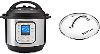 Instant Pot Duo Nova 7-in-1 Electric Pressure Cooker, Slow Cooker, Rice Cooker, 8 Quart, Easy-Seal Lid, 14 One-Touch Progr...