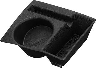 USNASLM Central Drink Cup Holder ,for Citroen C3 DS3 9425E4 Black Front Car Interior Styling Universal Storage Organizer Box