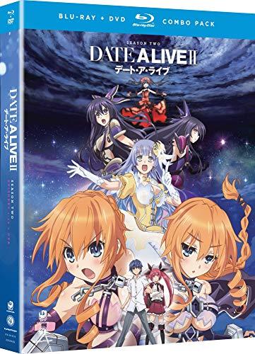 Date a Live II - Season 2 [Blu-ray]
