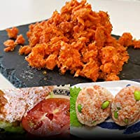 自家製紅鮭フレーク紅っ子ちゃん 1kg(125g×8):約14人前