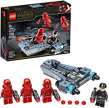 LEGO Star Wars Sith Troopers Battle Pack Speeder Vehicle Building Kit