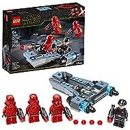 LEGO Star Wars Sith Troopers Battle Pack 75266 Stormtrooper Speeder Vehicle Building Kit, New 2020 (...