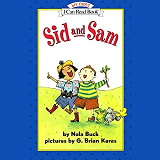 Sid and Sam cover art