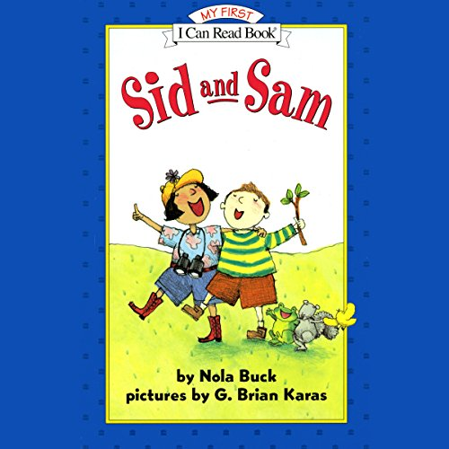 Sid and Sam audiobook cover art