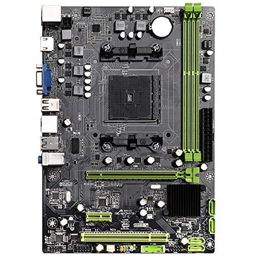 Juego De Rendimiento For AMD A88 FM2 / FM2 + Placa Base Soporte A10-7890K / Athlon2 X4 880K CPU DDR3 De 16 GB AM4 Gaming Placa Madre