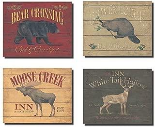 Best moose bear decor Reviews