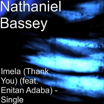 """Imela. """"Thank You"""" (feat. Enitan Adaba) - Single"""
