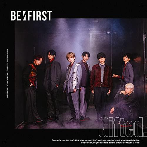 Gifted.(CD+DVD)(B)の商品画像