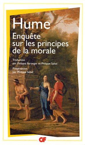 Enquête sur les principes de la morale