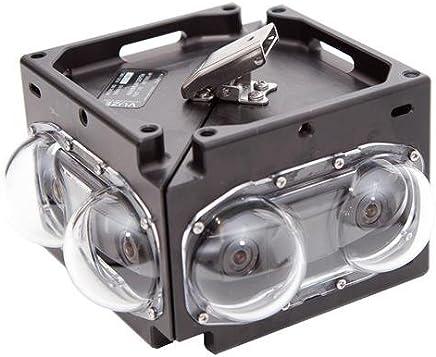 Vuze vuze-uwc Waterproof Case for Camera Vuze/Vuze + Black