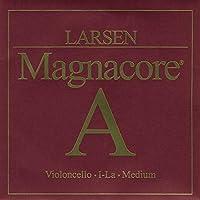 ラルセンマグナコアチェロ4/4弦 - ミディアム