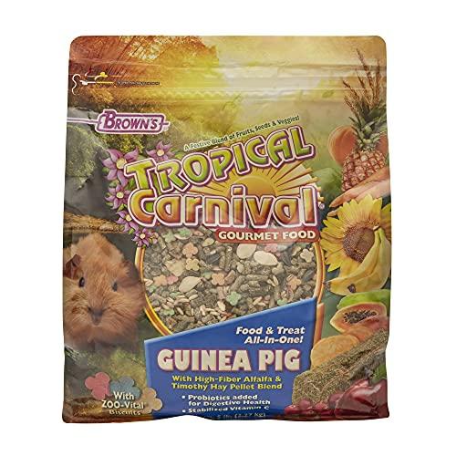 F.M. Brown's Tropical Carnival Gourmet Guinea Pig Food