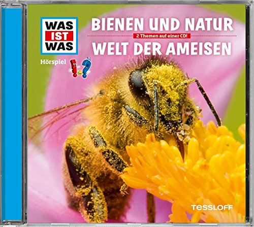 Folge 58: Bienen und Natur/Welt der Ameisen