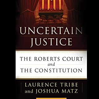 Uncertain Justice cover art