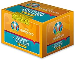 Panini UEFA Euro 2020 Sticker Collection (x100 Packs)