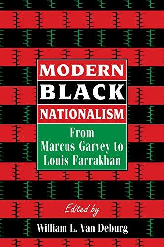 Kukonda Dziko Kwatsopano Kwatsopano: Kuyambira Marcus Garvey kupita ku Louis Farrakhan
