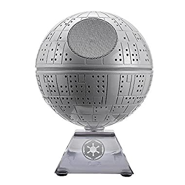 iHome Star Wars Death Star Bluetooth Speaker Li-B18.FX