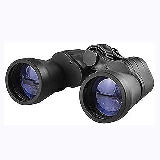 LUOXU Telescopio para Adultos Prisma Binocular BAK4 con Zoom De Alta Potencia 20X50 Telescopio De Visión Nocturna Impermeable con Poca Luz Utilizado para Observación De Aves Senderismo