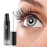 Wimpernserum & Augenbrauenserum, JVR Wimpernwachstum Wimpern Booster mit Natürlichen Zutaten,...