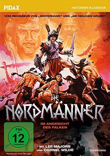 Die Nordmänner - Im Angesicht des Falken (The Norseman) / Monumentales Wikinger-Abenteuer mit Starbesetzung (Pidax Historien-Klassiker)