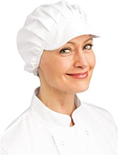 Whites Chefs Apparel B255 Peaked Hat, White