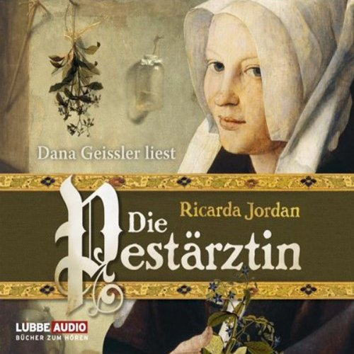 Die Pestärztin audiobook cover art