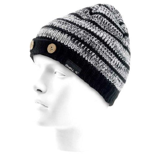O'Neill Damen Mütze AC LAAX Beanie, Black Out, 259140