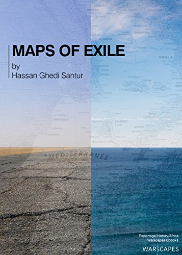 Maps of Exile (English Edition)