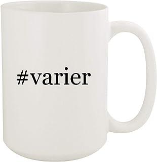 #varier - 15oz Hashtag White Ceramic Coffee Mug